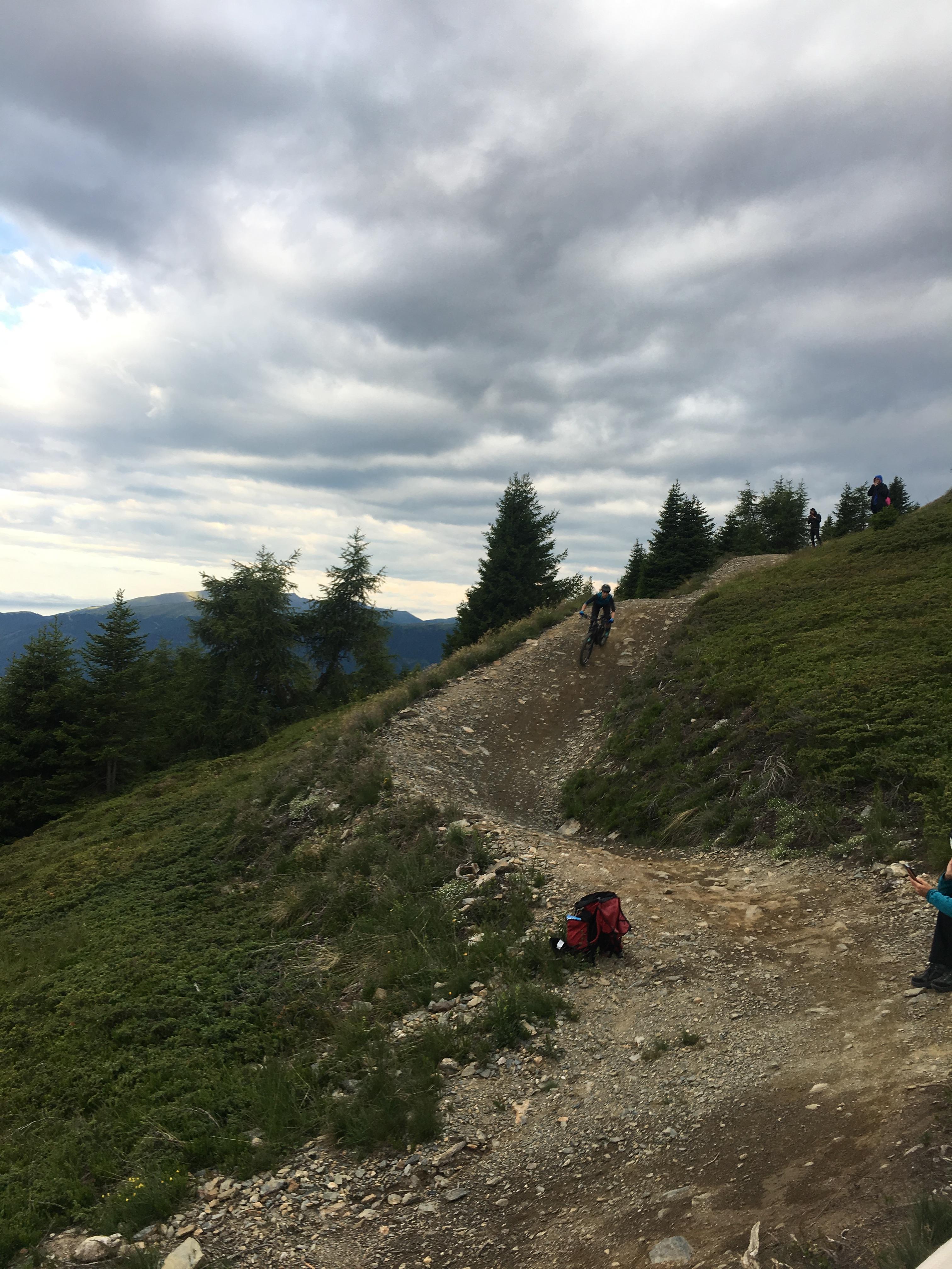 Test Vélos Dolomites Nico