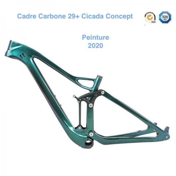 Cadre Carbone 29+ Fs Model 2020