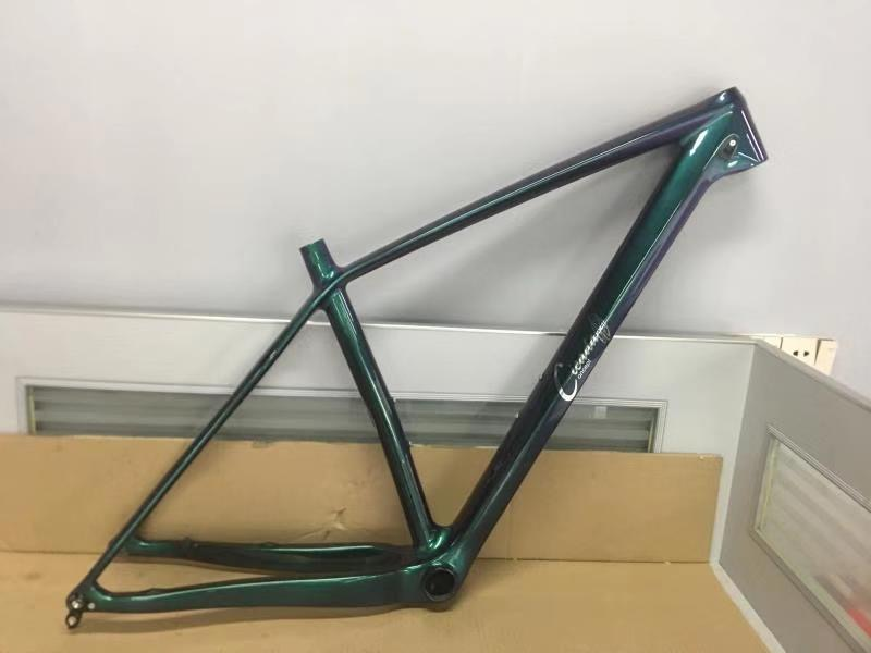 Cadre Carbone 29 Sl Model 2020 Green